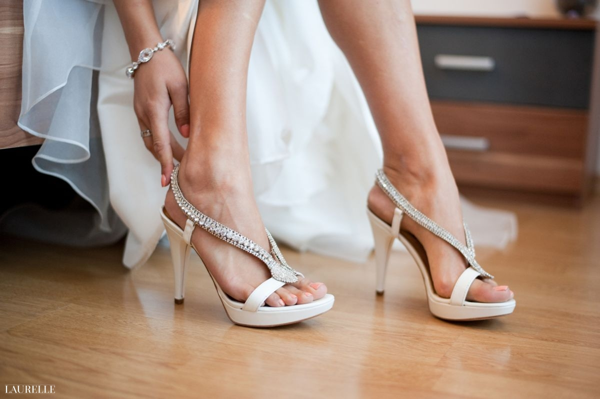 Top 5 najpiękniejszych butów ślubnych