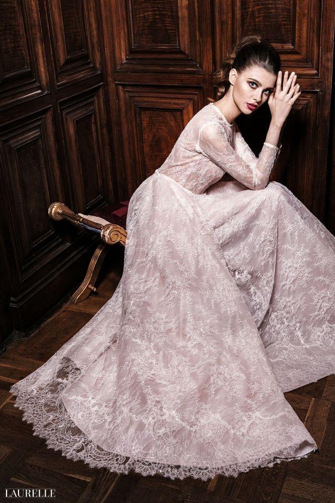 Carla - koronkowe suknie ślubne 2016