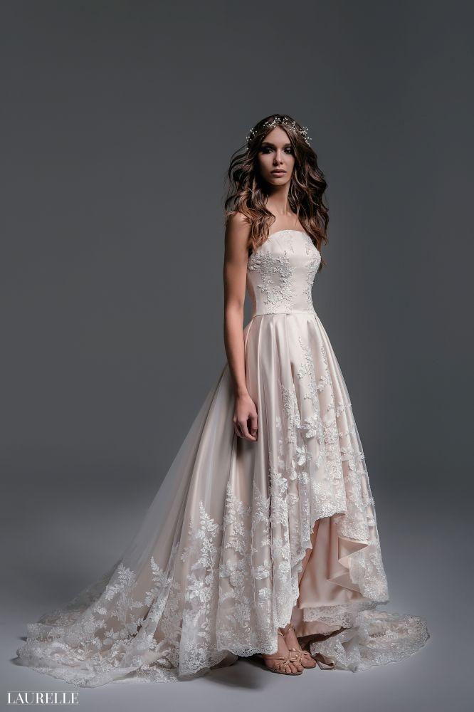 Lea - koronkowe suknie ślubne 2016 Laurelle