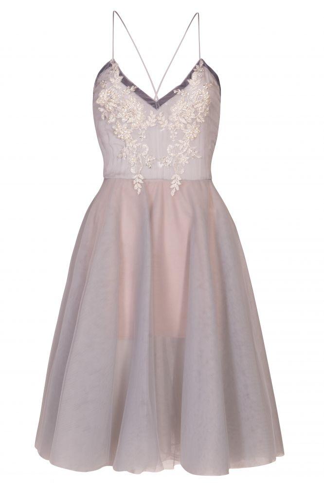 Cynthia - suknia dla druhny, suknie wizytowe