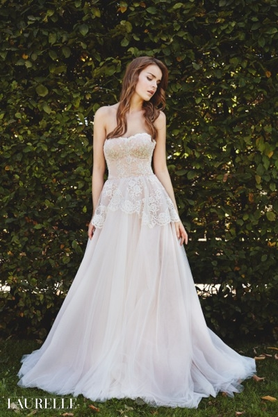 Rosa - Laurelle suknie ślubne 2014/2015