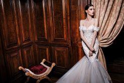 Fabia - koronkowa suknia ślubna 2016