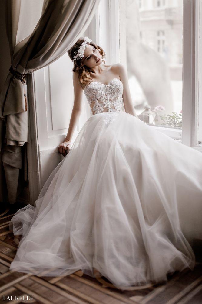 Cosma - Laurelle suknie ślubne 2015/2016