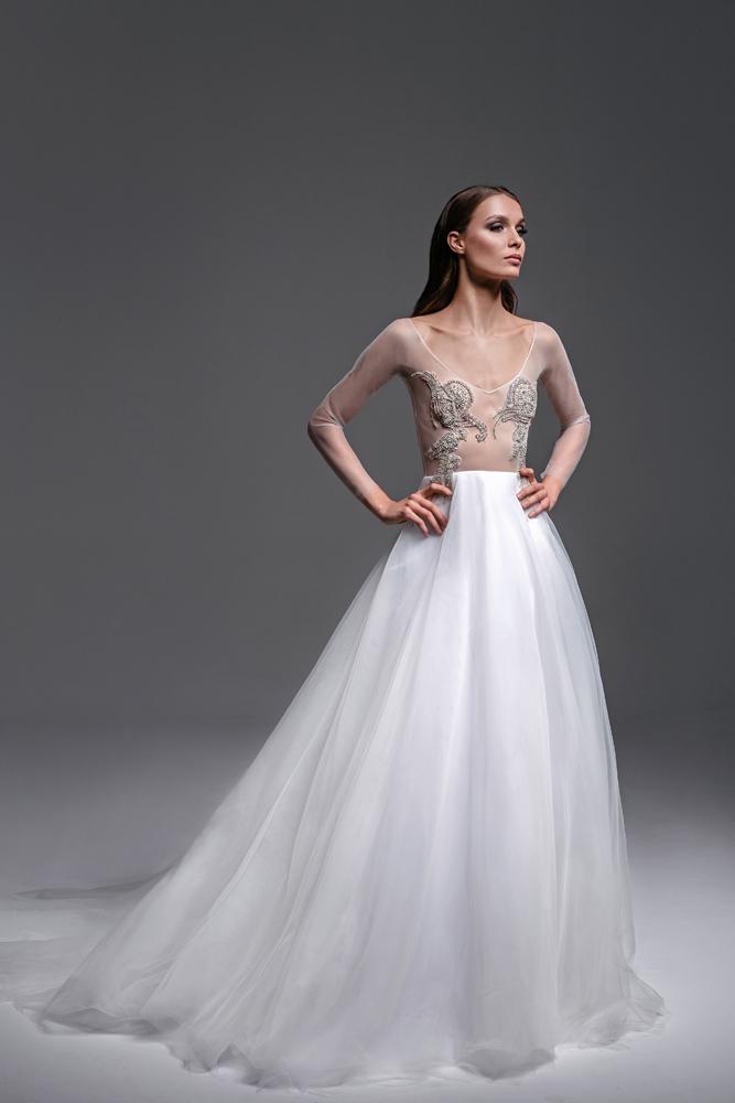 Abel - Laurelle suknie ślubne 2015/2016