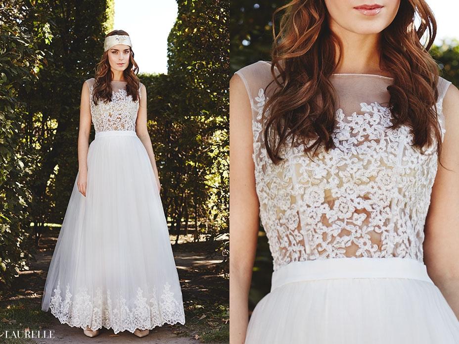 Fiorentine - Laurelle suknie ślubne 2014/2015