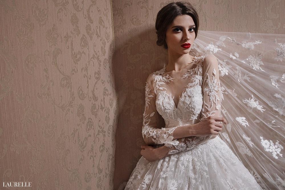 Flavia - Laurelle suknie ślubne 2016
