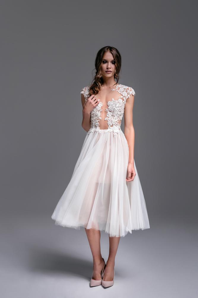 Aperta White - Laurelle suknie ślubne 2015/2016