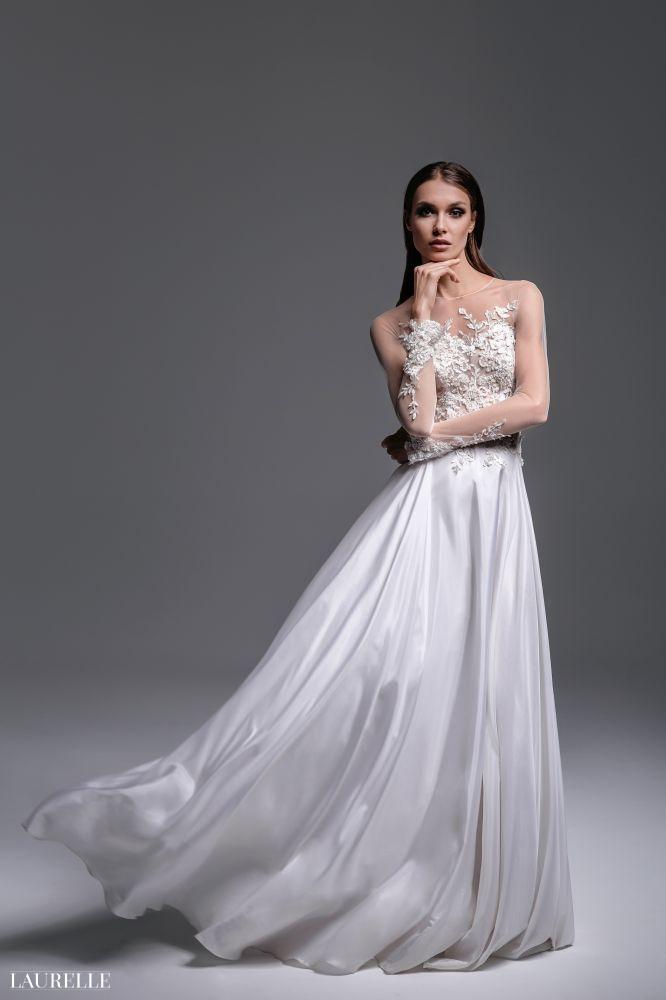 Justine White - suknie ślubne 2016 Laurelle