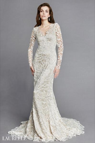 Sophia - Laurelle koronkowe suknie ślubne