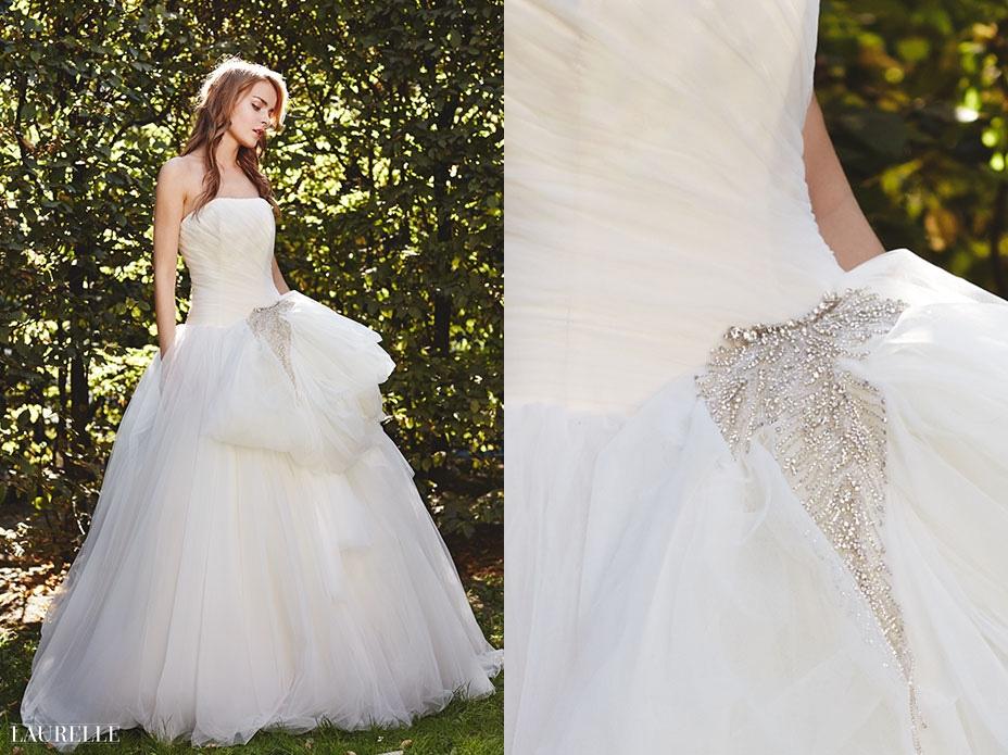 Siena - piękna suknia ślubna