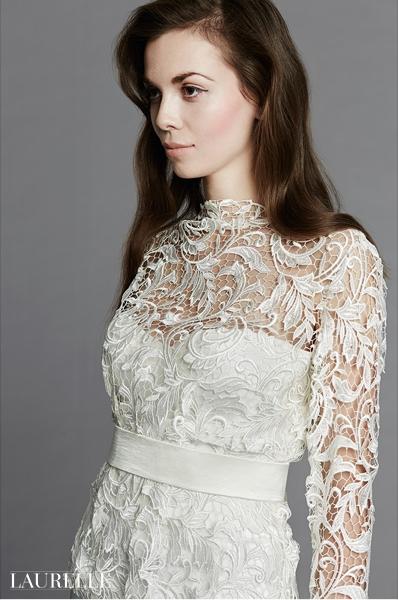 Mary - koronkowa suknia ślubna