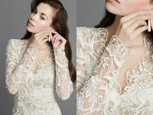 Sophia - koronkowa suknia ślubna