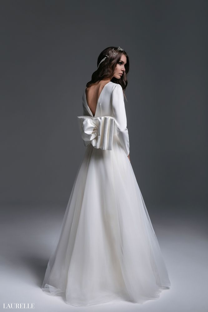 Nina - suknia ślubna 2016