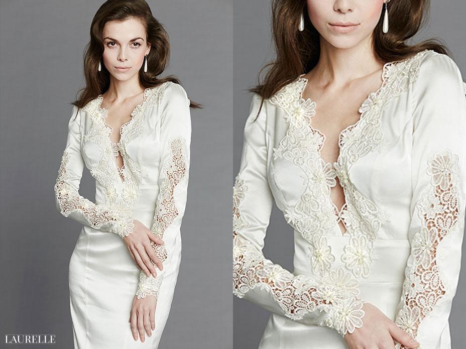 Eve - koronkowa suknia ślubna