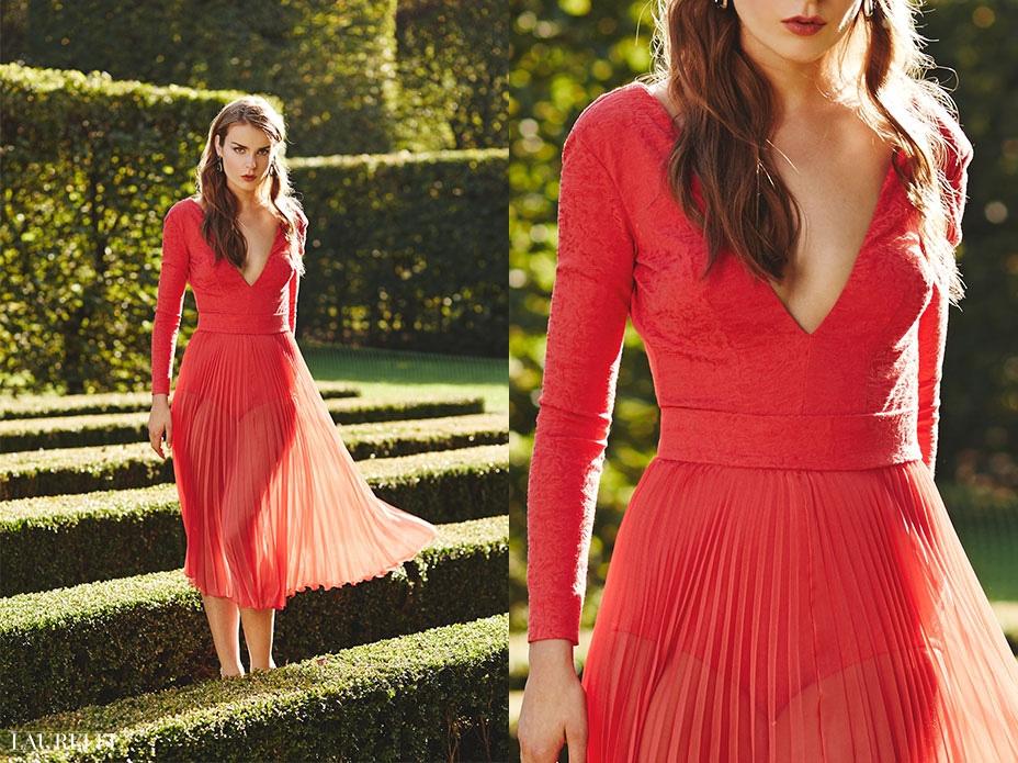Mathilde - suknie wizytowe, suknia dla świadkowej, sukienka na wesele