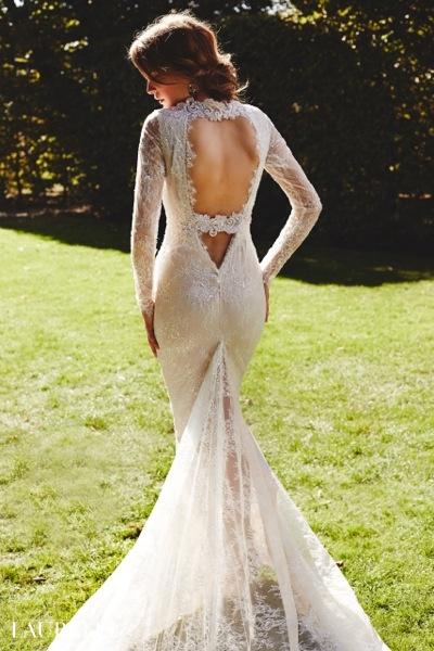 Cavilla - suknia ślubna 2015