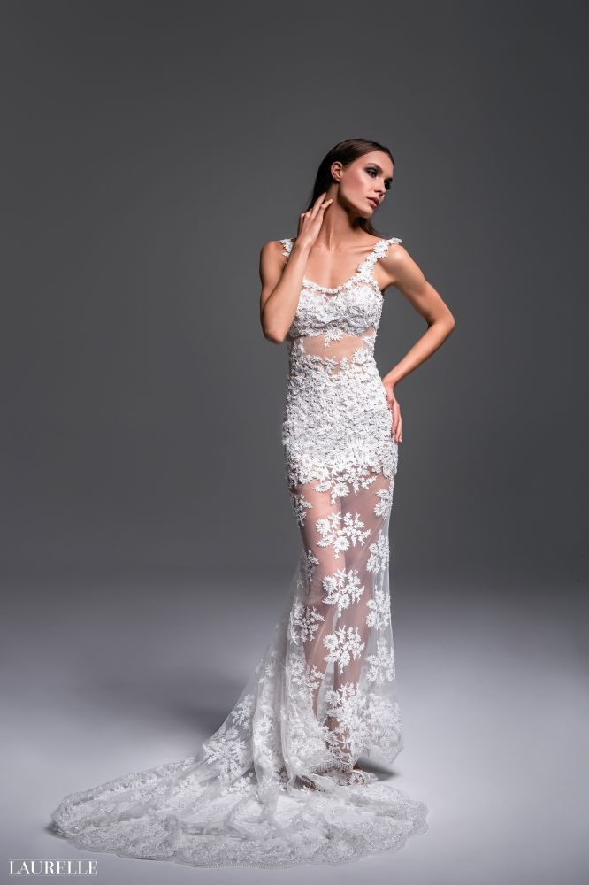 Igga - koronkowa suknia ślubna 2016