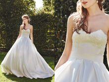 Perla - suknia ślubna z salonu sukien ślubnych w Warszawie Laurelle