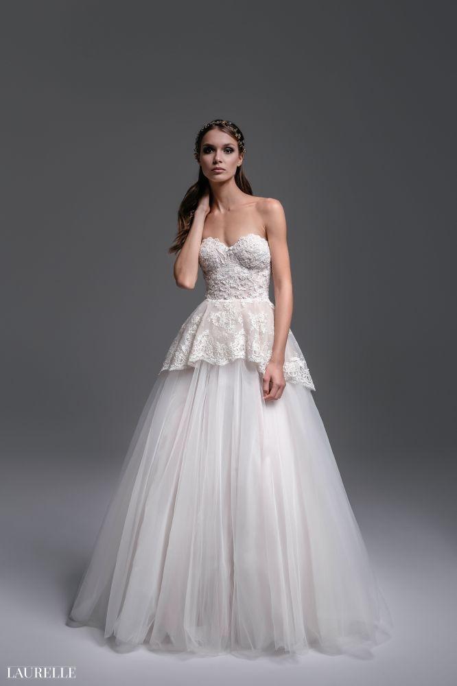 Rose - koronkowe suknie ślubne Laurelle