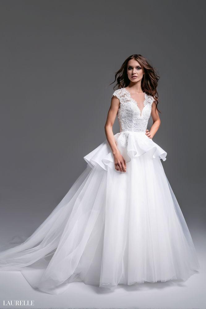 Polly - suknia ślubna 2016 Laurelle