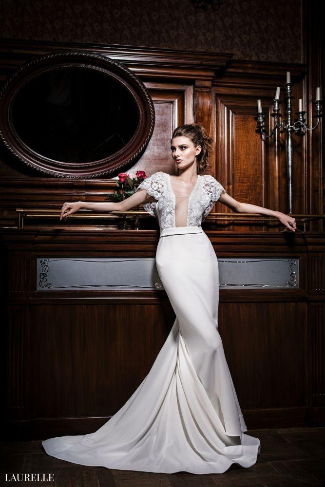 Megan - salon sukien ślubnych Warszawa Laurelle