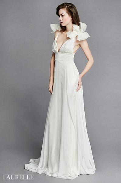 Zoey - suknie ślubne 2014
