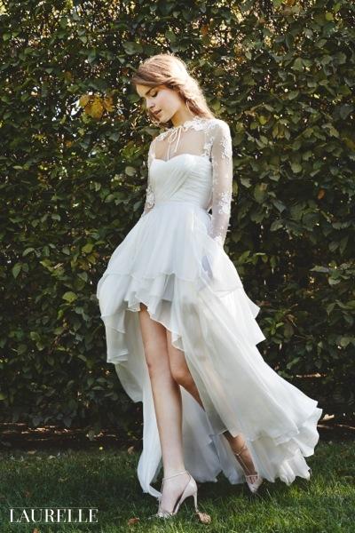 Modena - Laurelle suknie ślubne 2014/2015