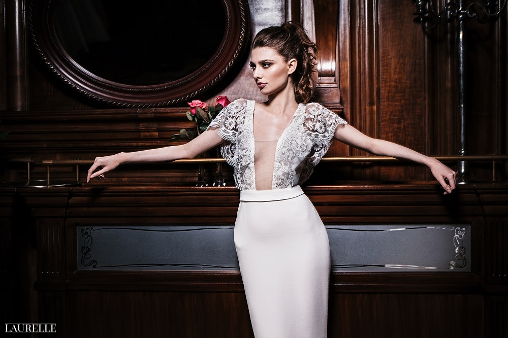 Megan - Laurelle suknie ślubne