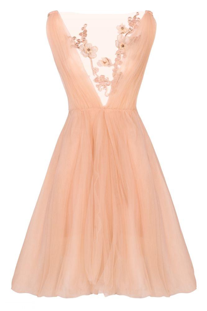 Laurelle - suknie wizytowe, suknia dla świadkowej, sukienka na wesele