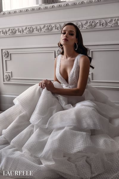 suknia MARGARETTA WHITE