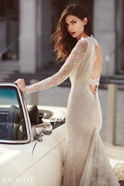 Cavalia - Laurelle koronkowe suknie ślubne