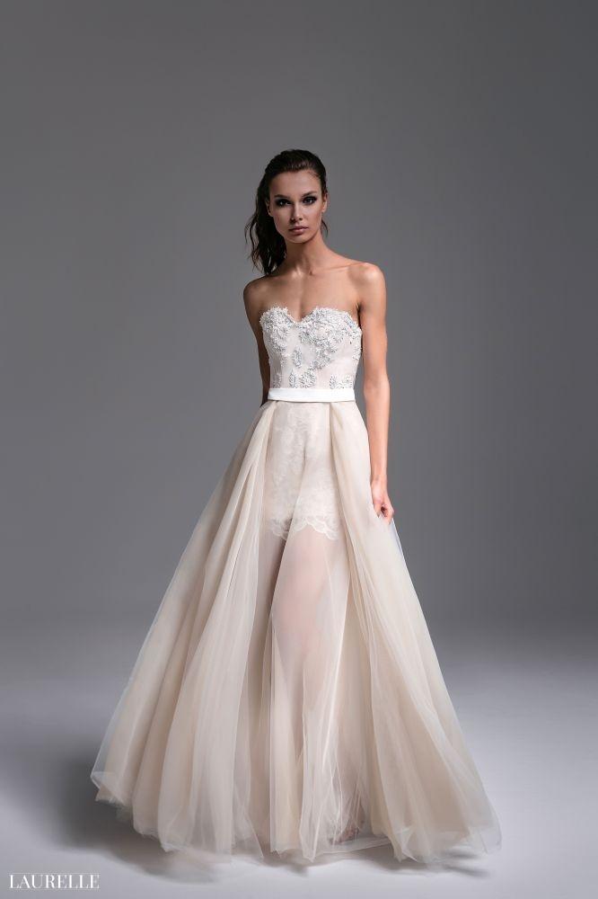 Kira - koronkowa suknia ślubna 2016 Laurelle
