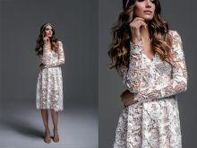 Bruna - koronkowa suknia ślubna