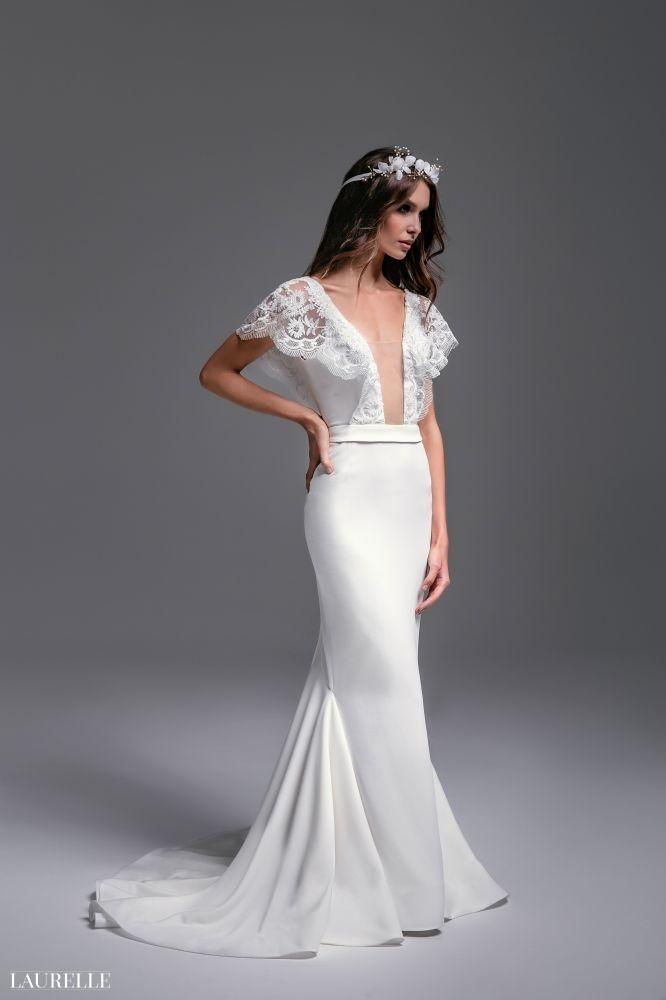 Megan - Laurelle suknie ślubne 2016