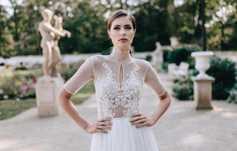 Suknie ślubne 2017 - lookbook