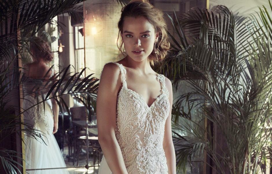 Suknie ślubne 2017 - sesja wizerunkowa